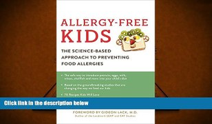Download Allergy Free Kids The Science Based Appro