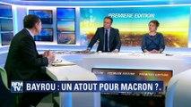 En quoi l'alliance de François Bayrou est un atout pour Emmanuel Macron?