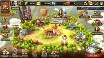 HEROES WANTED : Quest RPG Gameplay IOS / Android