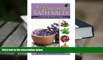 Kindle eBooks  Homemade Bath Salts: A Complete Beginner s Guide To Natural DIY Bath Salts You Can