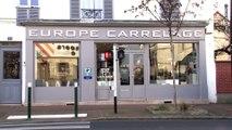 Europe Carrelage à Nanterre - Carrelages et dallages - Revêtements de sols et de murs.