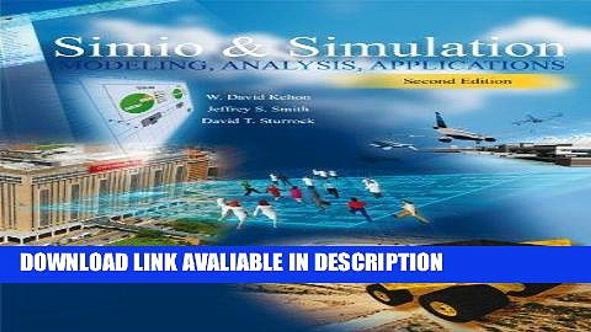 Download [PDF] LSC  (UNIV OF CINCINNATI CINCINNATI) Simio and Simulation:   Modeling, Analysis,
