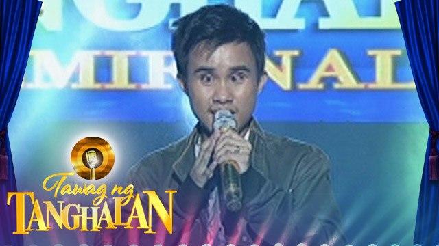 Tawag ng Tanghalan: Carlmalone Montecido | Bakit Pa Ba (Round 4 Semifinals)