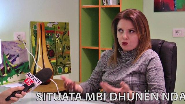 Report TV - Rreze Dielli, Situata mbi dhunen ndaj grave ne Shqiperi