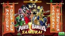 Power Rangers Samurai - Super Samurai - Power Rangers Games