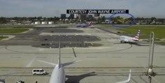 Harrison Ford frôle avec son avion de tourisme un Boeing 737