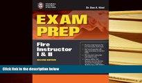 PDF [Download]  Exam Prep: Fire Instructor I     II (Exam Prep: Fire Instructor 1   2)  For Online