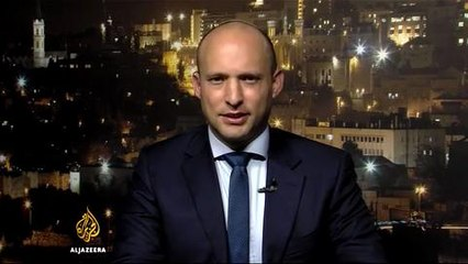 Israeli minister: The Bible says West Bank is ours - UpFront