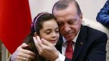 Bana Alabed takohet me presidentin Erdogan - Top Channel Albania - News - Lajme