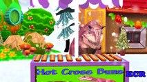 Gaint Dinosaurs Finger Family Mega Collection | Dinosaurs T-REX Cartoon Nursery Rhymes For