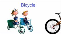COMPILACIÓN de Coches Y Vehículos Pesados   niños videos para aprender los vehículos de calle