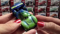 Cars 2 Complete Diecast Collection Disney Pixar CARS Takara Tomy TOMICA トミカ ディズニー カーズ
