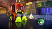 Street Sweeper - The Trash Pack - Moose Toys