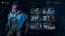 Mass Effect Andromeda - Gameplay Series #2 Personnages