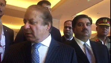 Nawaz Sharif Response On Mansoor Ali Khan Question Over Panama
