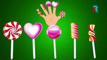Dedo De La Familia | Azúcar Caramelos Dedo De La Familia De Las Canciones De Cuna De La Colección | El Dedo De La Familia De Las Canciones