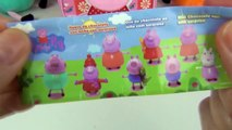 Peppa Pig Lunch Bag Lunchbox Peggy Pig Doll George Doll Surprise Box Toys and Videos for D