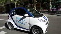 car2go, movilidad sostenible con coches eléctricos de Madrid