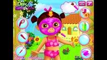 Dora El Explorador De Pelo Juegos De Dora Real Makeover Juego