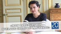 «Mon parcours dit quelque chose de la France», Najat Vallaud-Belkacem
