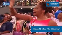 TD Jakes 2016 - #God points out the critical vulnerabilities - Sunday Sermon - Must Watch Sermons