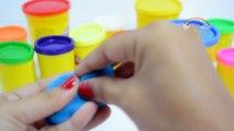 Juguetes de niños Clips de 16 De Play Doh Formas de Animales SORPRESA | Divertida y Creativa FORMA de UN LOBO Jugar