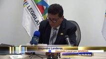 Recula el Dip. Alejandro Landeros por licencia de ausencia