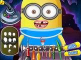 Bebé Minion Mignons juegos dessins animés chez le dentista Bebé y Niña de dibujos animados y juegos de L