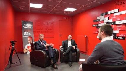 Bertrand Desplat vous présente le projet Kalon avec Frédéric Le Grand