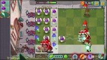 Plants vs Zombies 2 Pinata Party 10/12/2016 - Team Plants Power-Up! Vs Zombies