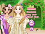 Disney Rapunzel Princess Games - Rapunzel Long Hair Or Short Hair - Disney Princess Games