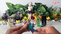Super Sonico Toy Cute Japanese Toy Girl Figure Car Toys Kids Fun Toys Videos HD Collection