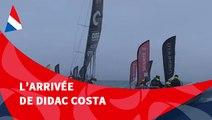 J108 : L'arrivée de Didac Costa aux Sables d'Olonne / Vendée Globe