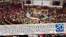 Les meilleurs moments de la XIVe législature de l'assemblée nationale