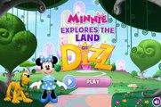 Mickey Mouse Clubhouse Minnie Explora La Tierra De Dizz De Mickey Mouse Clubhouse Games