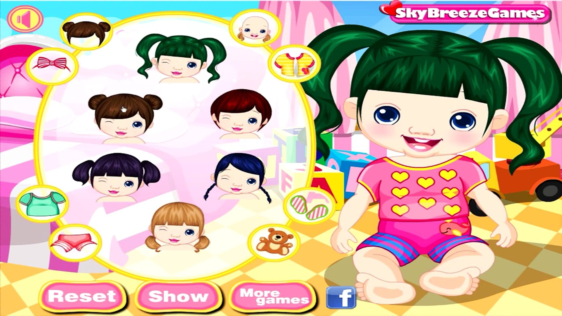 Pet Kids Games : Baby Pet Care, Baby Animals Doctor, Animals Bath Time, Pet Dress Up
