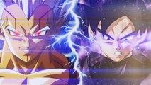 Goku Black VS. Baby vegeta - Duelo Fatal- Taminauz
