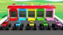 Los colores para que los Niños Aprendan con el Color del Coche de Juguete,los Colores para los Niños,los Niños pequeños Vídeos para el Aprendizaje