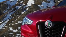 Alfa Romeo Stelvio - Passo dello Stelvio