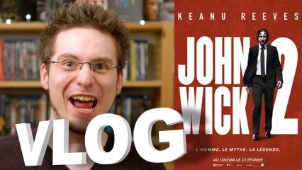Vlog - John Wick 2