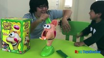 Piggin Boogers Family Fun Games for Kids Yucky Boogers Slime Egg Surprise Toys Cry Baby So