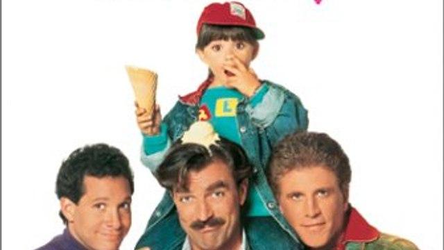 Üç Adam Ve Bir Küçük Hanım Three Men And A Little Lady (1990).HDTVRip türkce dublaj