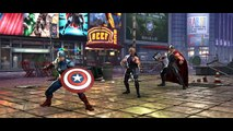 Marvel: Avengers Alliance 2 (iOS/Android) Gameplay HD