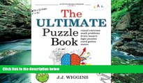 BEST PDF  The Ultimate Puzzle Book: Mazes, Brain Teasers, Logic Puzzles, Math Problems, Visual