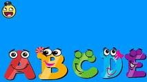 ABC Familia Dedo | Alfabetos Dedo de la Familia | el ABC de Canciones para Niños | Dedo de la Familia, Canciones de