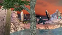 King Kong Vs Dinosaur Fight For Children Finger Family | King Kong | Dinosaurs | Cartoons