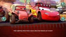 Cars Extreme Off Road Rush Lightning McQueen Disney Junior Fun Games