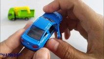 Tomica Toy Car   Nissan Note - Hino Dutro Tracto Wz4000 - [Car Toys p19]   toys kids!