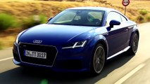Audi TT RS v Mercedes-AMG A45 v Ford Focus RS _ Ultimate all-weather Audi TT RS review _ Autocar-nFxq98EpDqA