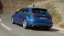 2017 Audi RS3 Sportback 400hp - interior Exterior and Drive-7zqEgOxe6A4